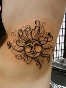 tatuajes sol