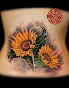 tatuaje girasol-04