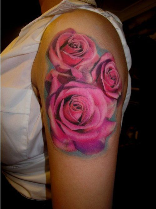 tatuajes con dise os de rosas tatuajes con significado. Black Bedroom Furniture Sets. Home Design Ideas